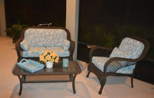 Lanai Furniture at Night 1